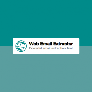 Web Email Extractor
