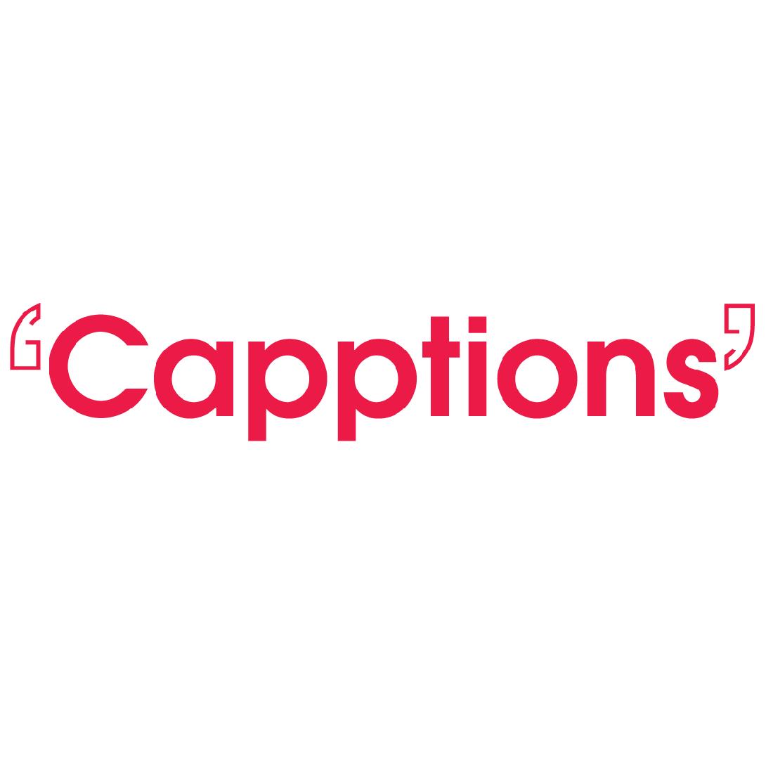 Capptions